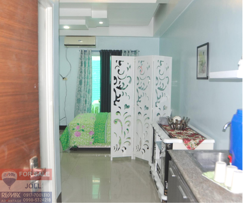 Fully Furnished Studio Type Condo For Lease Remax Advantage