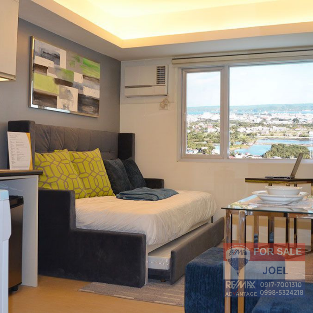Tower 2 , Studio Unit at Avida Tower for Sale/Rent , Remax